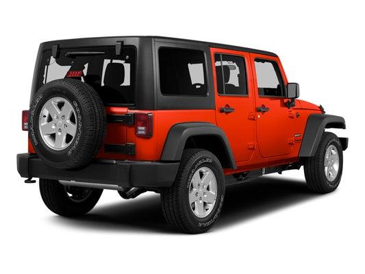 2017 Jeep Wrangler Unlimited Sport In Groton Ct Michael Kia