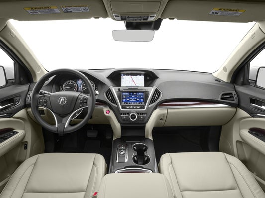 2016 Acura Mdx W Tech In Groton Ct Michael Kia