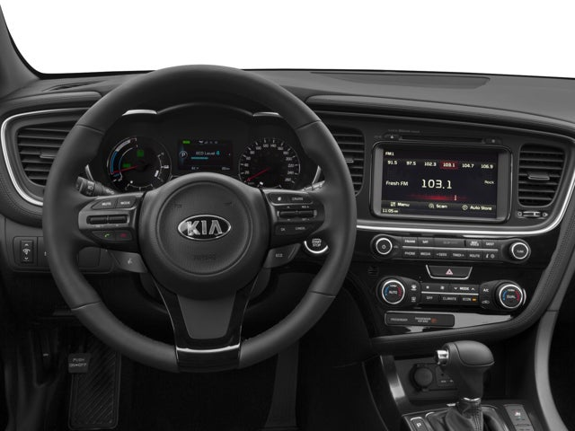 2016 Kia Optima Hybrid Ex In Groton Ct Michael